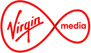 Virgin Media corporate logo